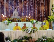 Lời Tri ân Lễ Tổng kết Huân tu 2015