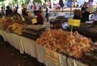 Ban Thiện nguyện Ánh Đạo tham gia ẩm thực Lễ truyền thống