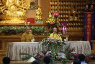 Ngày đầu tiên khóa tu học Phật pháp lần thứ 3 tại Hàn Quốc (tiếp theo)