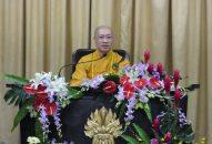 """TT. Thích Thiện Thuận thuyết giảng chủ đề """"Đức Phật và Phụ vương – phần 1"""""""
