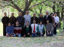 Ngày đầu tiên khóa tu học Phật pháp lần thứ 7 tại Hàn Quốc