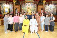 Công tác chuẩn bị Đại lễ Phật đản tại Hàn Quốc