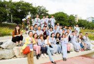 Khóa tu một ngày an lạc tại Hàn Quốc