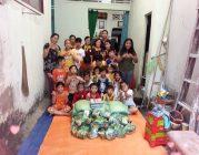 Phân Ban Ánh đạo Cần Thơ phát quà đến bà con nghèo