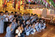 Hàn Quốc: khóa tu an lạc một ngày