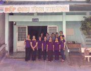 BTN Ánh Đạo Vũng Tàu tặng cơm chay tại Bệnh viện Lê Lợi Vũng Tàu