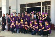 Bình Dương: Phân BTN Ánh Đạo phát quà tại Trung Tâm Điều Dưỡng Tân Định