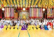 Hàn Quốc: Lễ cầu nguyện và thắp nến tri ân Cha Mẹ