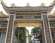 Ban Thiện nguyện Ánh Đạo cúng dường Trường hạ 2018
