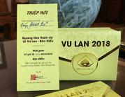 THƯ MỜI – Tham dự Đại Lễ Vu Lan – Báo Hiếu năm 2018