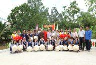 Ban TN Ánh Đạo trao nhà và khánh thành cầu tại Tiền Giang và An Giang
