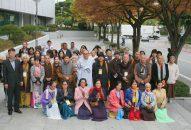 Ngày đầu tiên Khóa tu học lần thứ 8 tại Hàn Quốc
