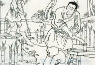 Chuyện 16 – Lấy nước mía tưới cây mía
