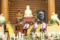 """Đại lễ Vu Lan """"Mẹ là ánh sáng của đời con"""" tại khóa tu lần thứ 8 tại Hàn Quốc"""