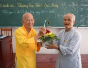 HT.Thích Minh Cảnh, bậc thầy khả kính