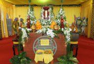 Lễ viếng tang HT. Thích Minh Cảnh ngày thứ 1 (12.10.2018)