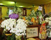 Lễ viếng tang HT. Thích Minh Cảnh ngày thứ 2 (13.10.2018)