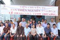 Phân BTN Ánh Đạo Bình Dương trao nhà tại tỉnh Đồng Nai