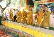 Long Hải: Lễ khởi công xây dựng chùa Bửu Lâm