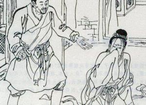 Chuyện 28 –Tai hại làm vợ đẹp