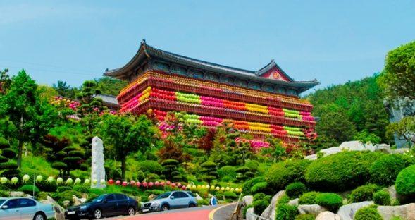 THÔNG BÁO – Khóa tu học Phật pháp lần thứ 9 tại Hàn Quốc