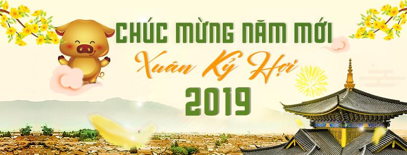 Chúc mừng năm mới – Xuân Kỷ Hợi – 2019