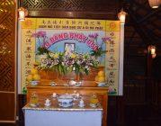 Lễ tiểu tường kỳ siêu hương linh Phật tử Lê Văn Lợi –  Pháp danh Thiện Hộ