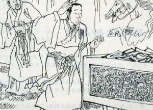 Chuyện 32 –Gã bán vải trộm vàng