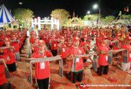 """Cần Thơ: Lễ ra quân tình nguyện viên phụng sự Hội trại Tuổi trẻ Phật giáo """"Tình Đất Phương Nam"""""""