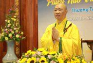 """""""Phiền não và đoạn trừ phiền não"""" giảng tại chùa Quan Âm tỉnh Ninh Thuận"""