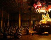Khóa tu học Phật pháp lần thứ 9: Thời Tịnh Độ, thi giáo lý, thiền tọa