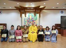 Khóa tu học Phật pháp lần thứ 9: TT. Thích Thiện Thuận thuyết giảng