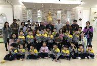 Đoàn hoằng pháp Viện Chuyên Tu thăm chùa Chánh Quang Hàn Quốc