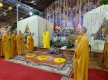 Thay đổi ngày làm Lễ tắm Phật tại Viện Chuyên Tu