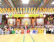 Đại Lễ Phật Đản tại chùa Trang Nghiêm, Tp. Gyeongsan, Hàn Quốc