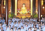 TT. Thích Thiện Thuận thuyết giảng tại Tổ đình Long Khánh