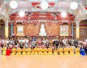Hàn Quốc: Lễ tụng Kinh Vu lan Báo hiếu, thắp nến tri ân Cha Mẹ