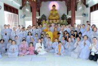 TT. Thích Thiện Thuận thuyết giảng tại chùa Nguyên Ngộ