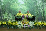 TT. Thích Thiện Thuận, TT. Thích Hạnh Bảo thuyết giảng tại chùa Xá Lợi