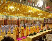 Ngày đầu tiên khóa tu học Phật pháp lần thứ 10 tại Hàn Quốc
