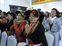 TT. Thích Thiện Thuận thuyết giảng tại chùa Linh Sơn