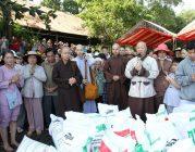 Lễ Phóng sanh tại hồ Trị An Đồng Nai