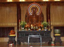 TT. Thích Thiện Thuận thuyết giảng tại chùa Diệu Pháp
