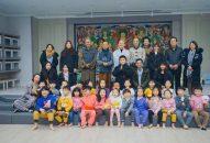 Đoàn hoằng pháp Viện Chuyên Tu đến chùa Đại Pháp Luân và chùa Tam Học