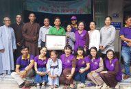 Phân BTN Ánh Đạo Bình Dương đã trao quà Tết và nhà tình thương tại tỉnh Đồng Tháp