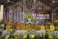 Lễ tổng kết năm 2019 tại Viện Chuyên Tu