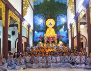 Cầu an đầu năm 2020 tại chùa Vạn Thiện