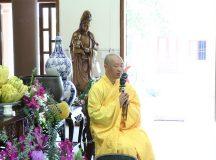 Lịch thuyết giảng tháng 10 của TT. Thích Thiện Thuận