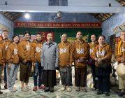 Ban Thiện Nguyện Ánh Đạo tặng quà bà con tại Phong Điền và Quảng Điền tại Huế
