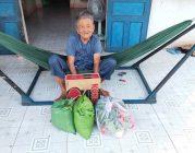 Phân BTN Ánh Đạo Bình Dương tặng quà đến bà con tại phường Hiệp An